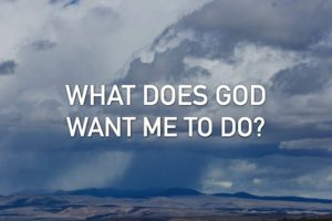 what-god-wants
